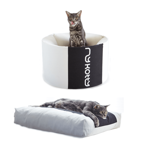 OTI Cat Bed + PADI pillow