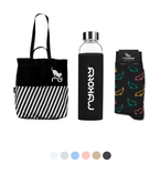 SET TOTEBAG + BOTTLE + SOCKS
