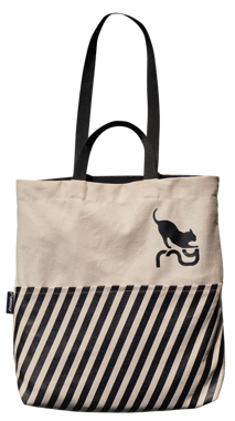 CATWALK TOTE BAG BEIGE
