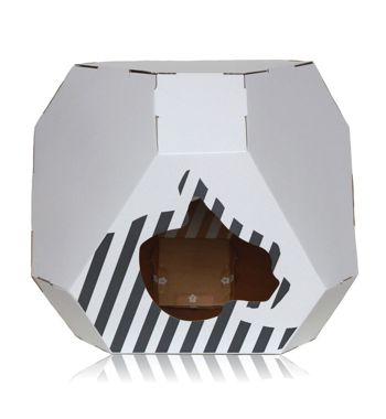 MIA reversible cat house