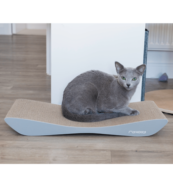Scratcher TOBI grey